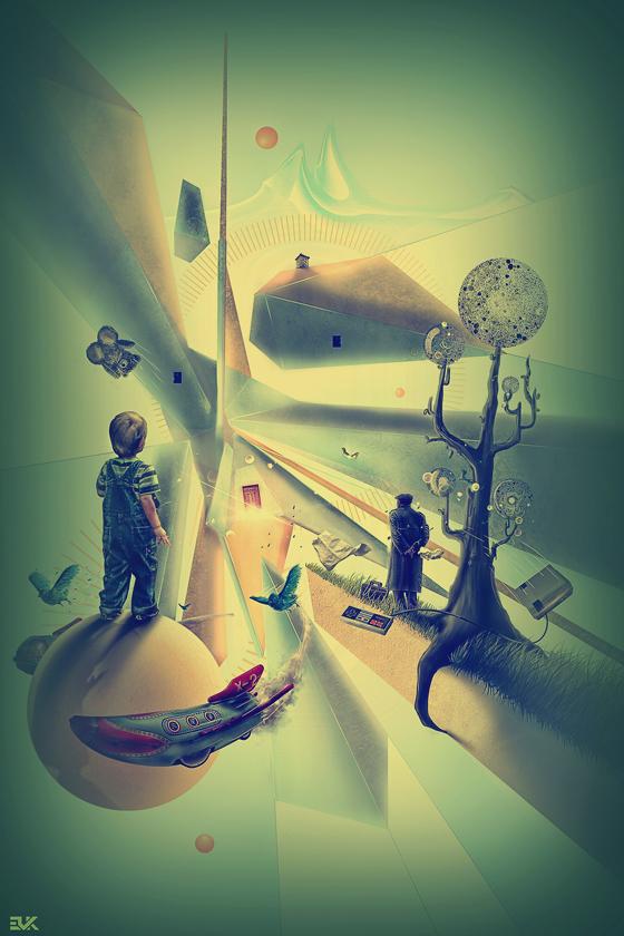 Иллюстрации Ricardo Juarez