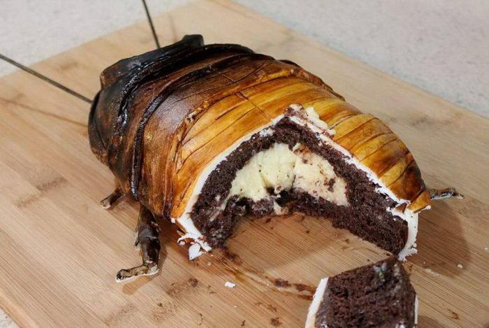 Отвратительные и гениальные торты Deviant Desserts