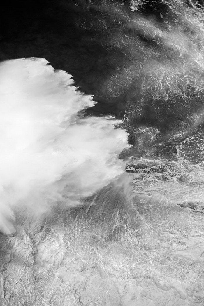 Мощь и сила воды: фотографии океана Luke Shadbolt