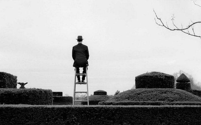 Легендарный фотограф Rodney Smith