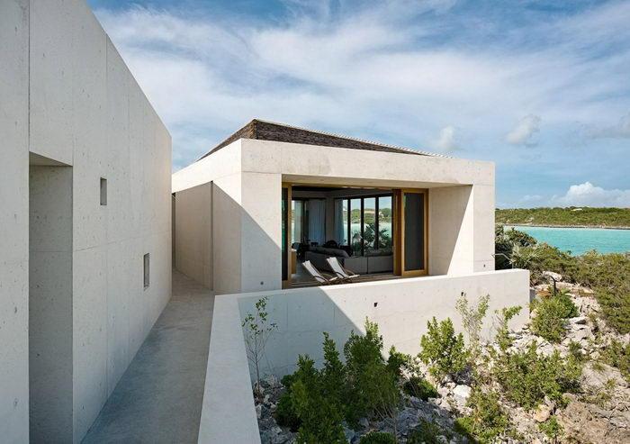 Дом для отдыха в стиле модерн