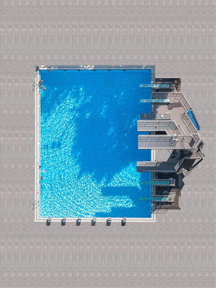 Бассейны мира в фотографиях Stephan Zirwes