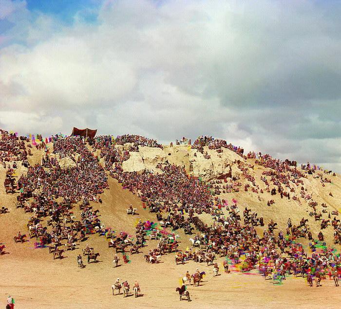 Цветные фото 1900-х годов: работы Прокудина-Горского (часть 1)