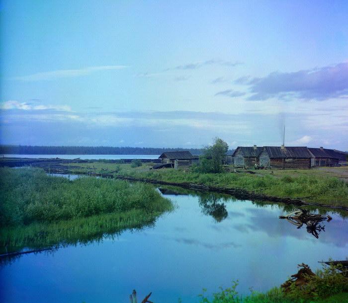 Цветные фото 1900-х годов: работы Прокудина-Горского (часть 2)