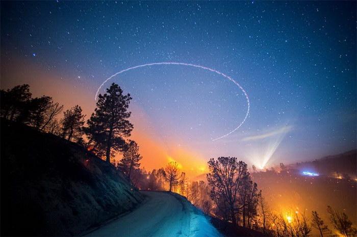 Лесные пожары в фотографиях Stuart Palley