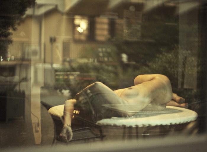Странные эротические фото Giuseppe Palmisano