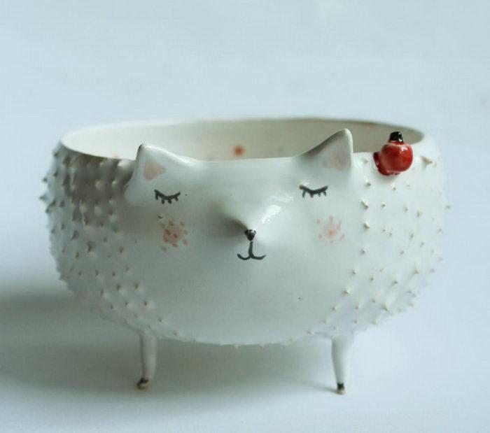 Керамические творения Marta Turowska