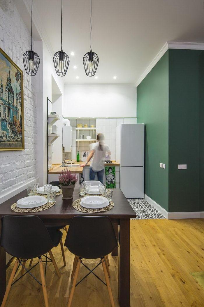 Небольшая квартира в центре Киева