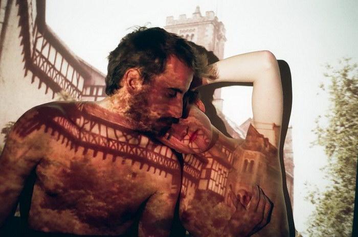 Интимное кино: фотографии Rowena Waack