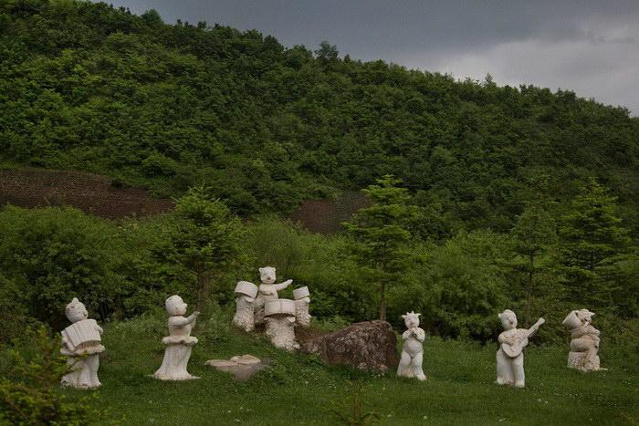Редкие фотографии Северной Кореи David Guttenfelder