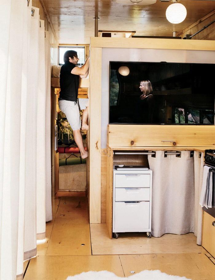 Дом в минивэне: прекрасная альтернатива однокомнатной квартире
