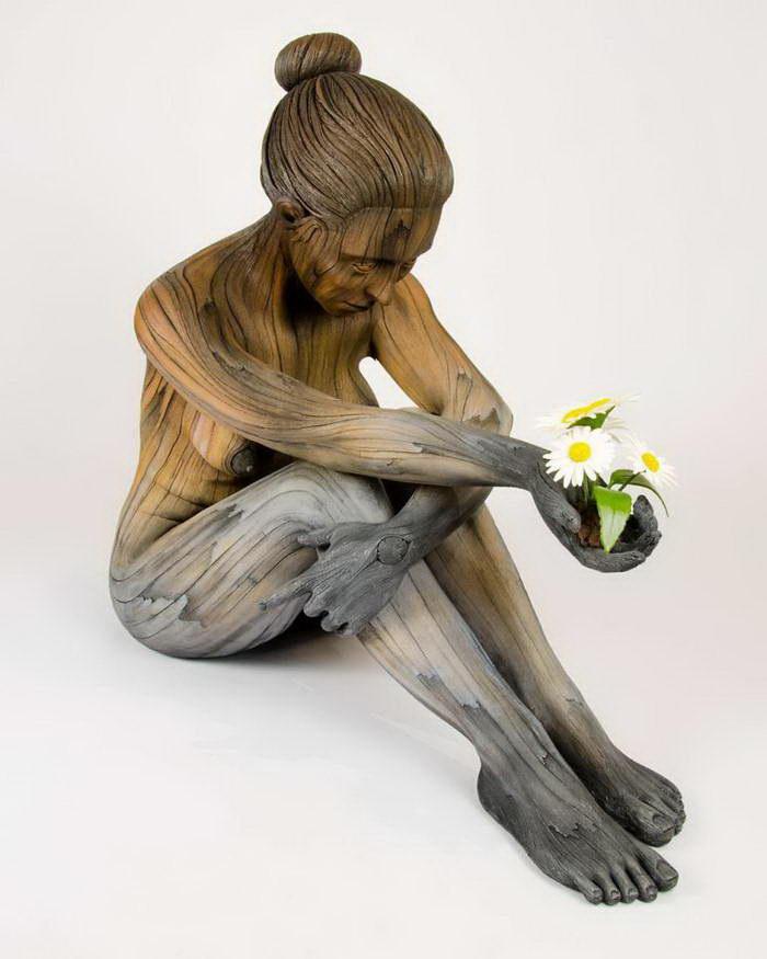 Невероятные скульптуры Christopher David White
