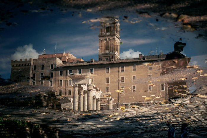 Рим в отражениях: фотографии Sebastian Luczywo