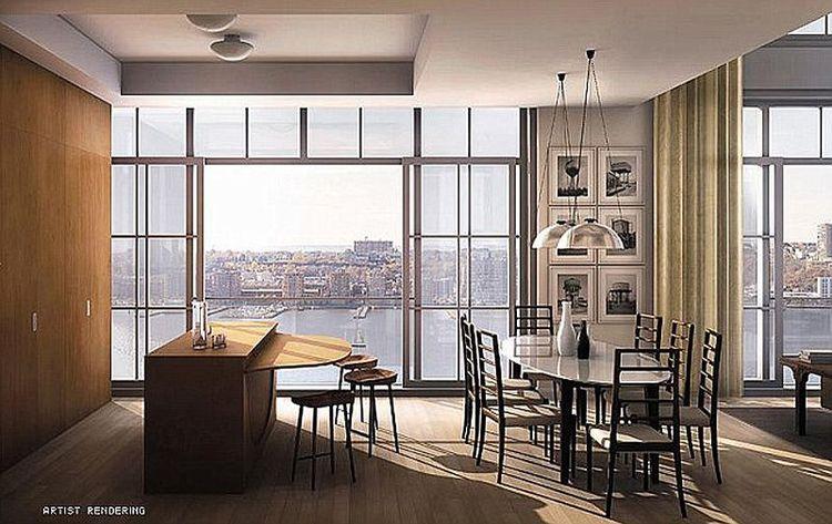 Экскурсяи по квартире Николь Кидман на Манхэттене