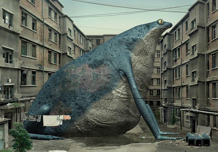 Необычные размеры животных