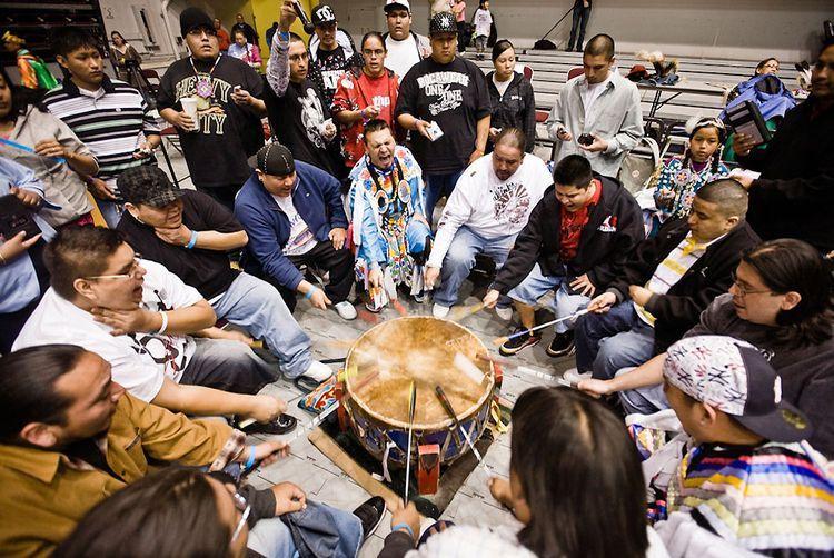 Индейцы в современной Америке