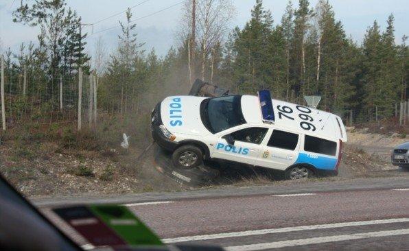 Что будет, если не остановиться в Швеции по требованию полиции