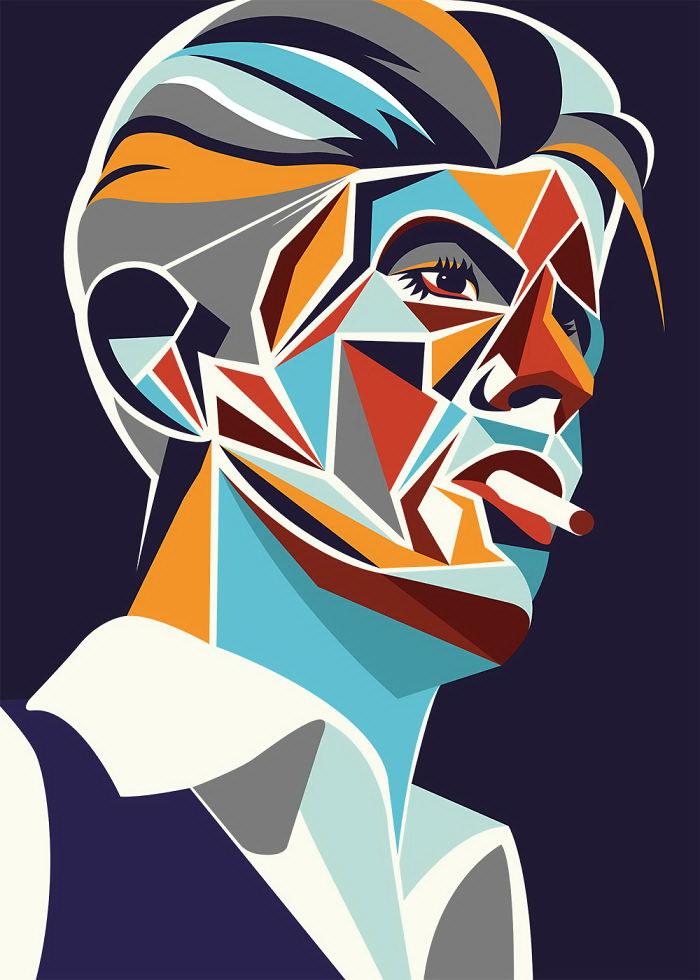 Памяти Дэвида Боуи (1947-2016)