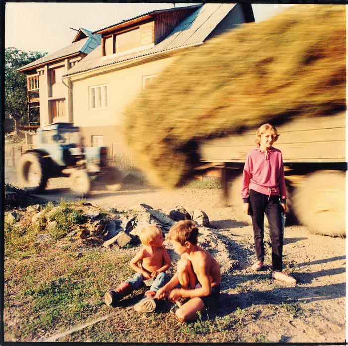 Россия в 1989-1993 годах в фотографиях Сергея Чиликова