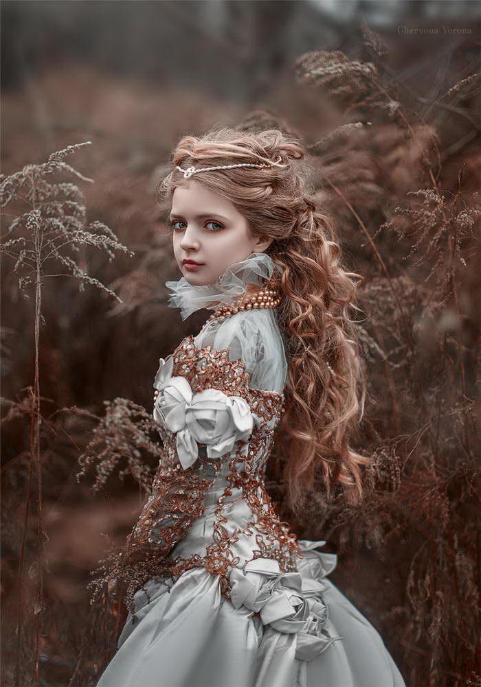 Удивительная интерпретация Красавицы и Чудовища: фото Червона Ворона