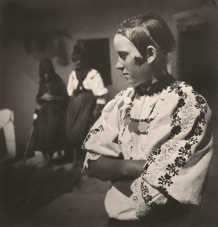 Талантливый фотограф начала XX века Rudolf Koppitz