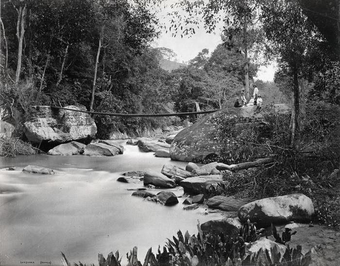 Редкие фотографии Шри-Ланки 1880-х годов