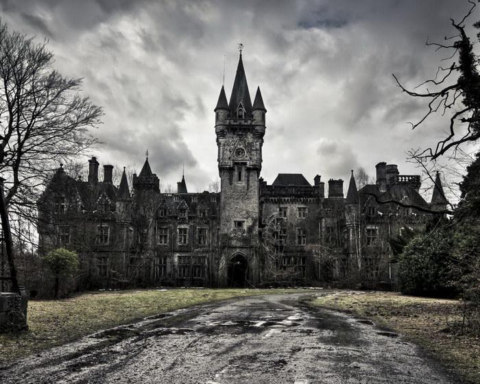 Готические замки
