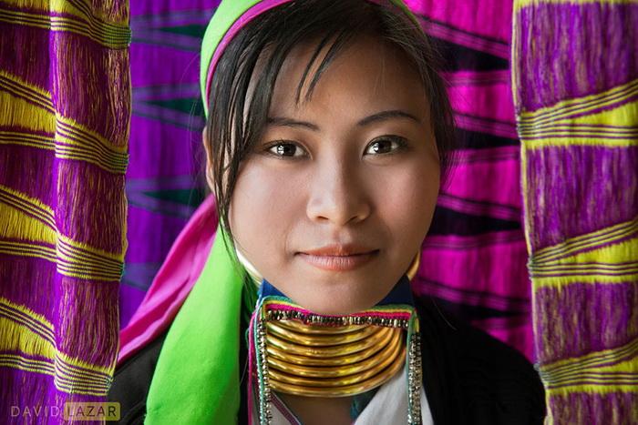 Мьянма глазами David Lazar