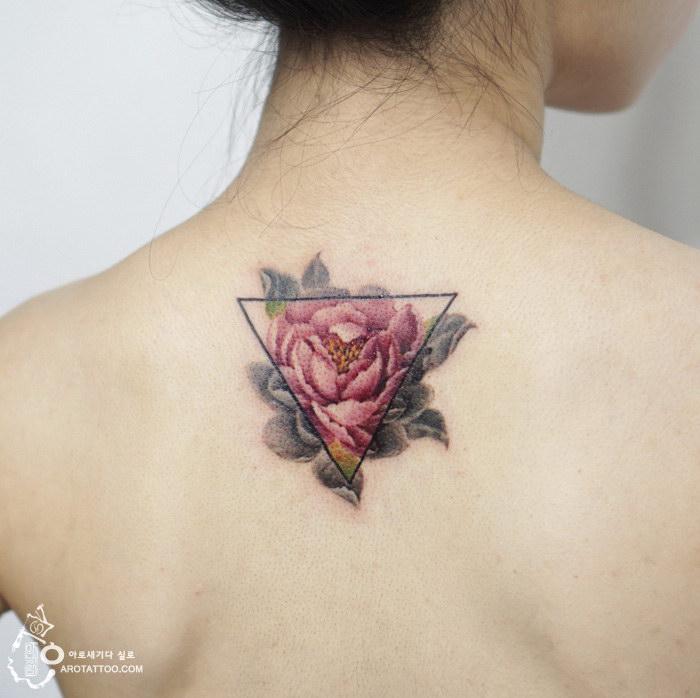 Нежные татуировки Aro Tattoo
