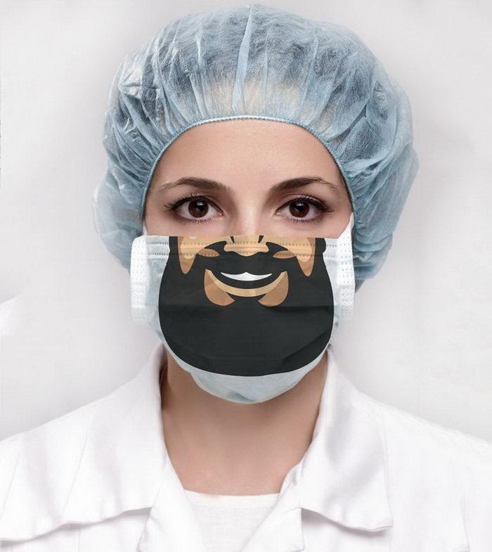 Веселые маски для детей Jyo John Mulloor