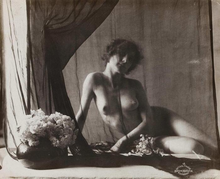 Легенда эротической фотографии Frantisek Drtikol