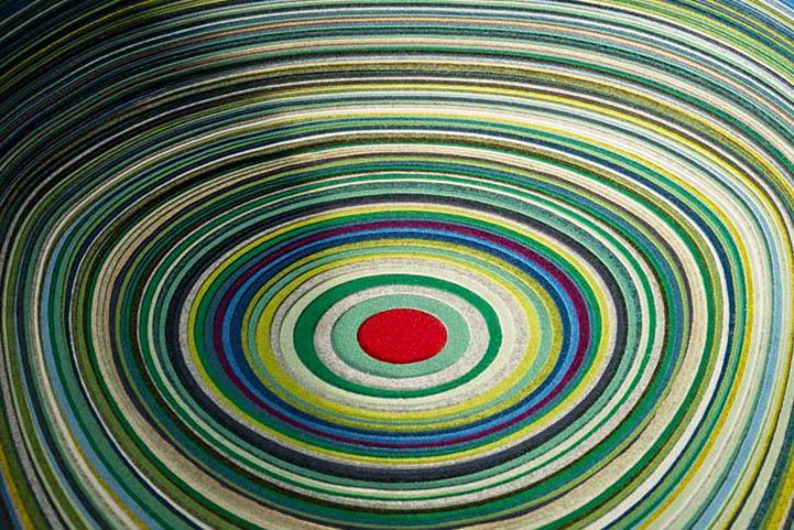 Креативное кресло Richard Hutten