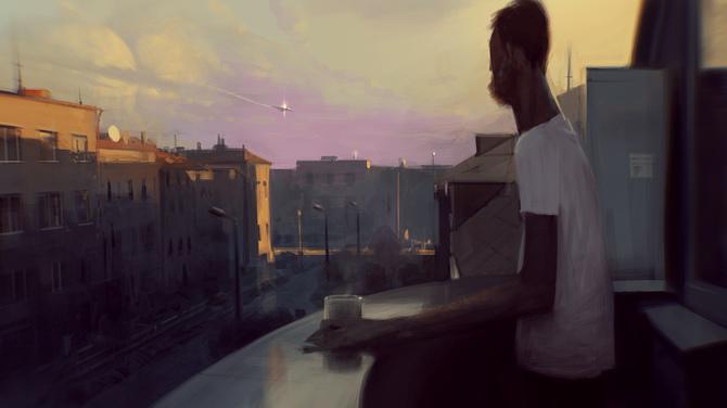 Иллюстрации Сергея Колесова