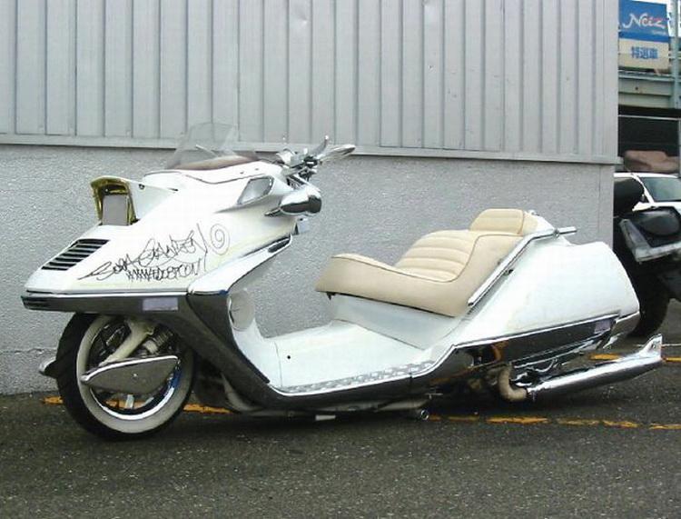 Необычные мотоциклы