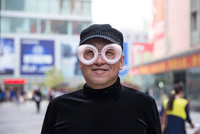 Веселые очки-трансформеры Nasim Sehat