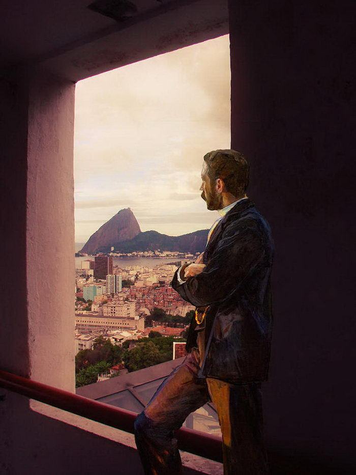 Ренессанс в современной жизни: работы Canvas Project