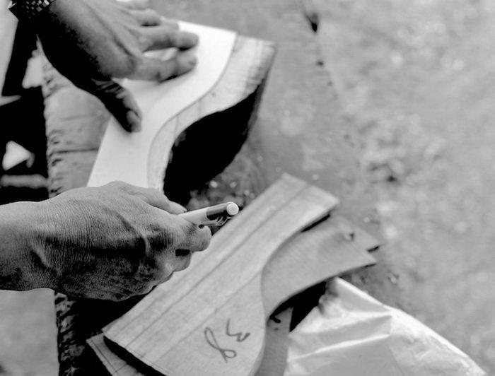 Необычная дизайнерская обувь LanVy Nguyen