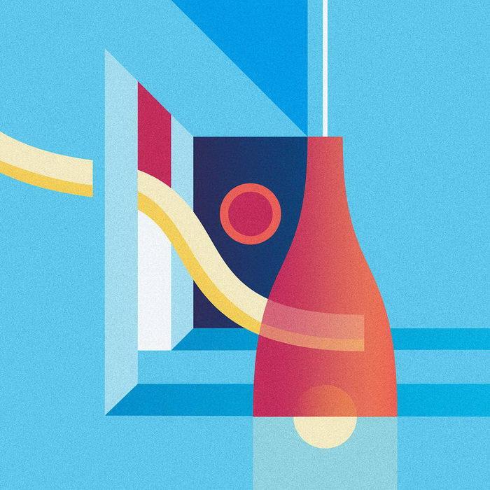 Четкие и строгие иллюстрации Ray Oranges