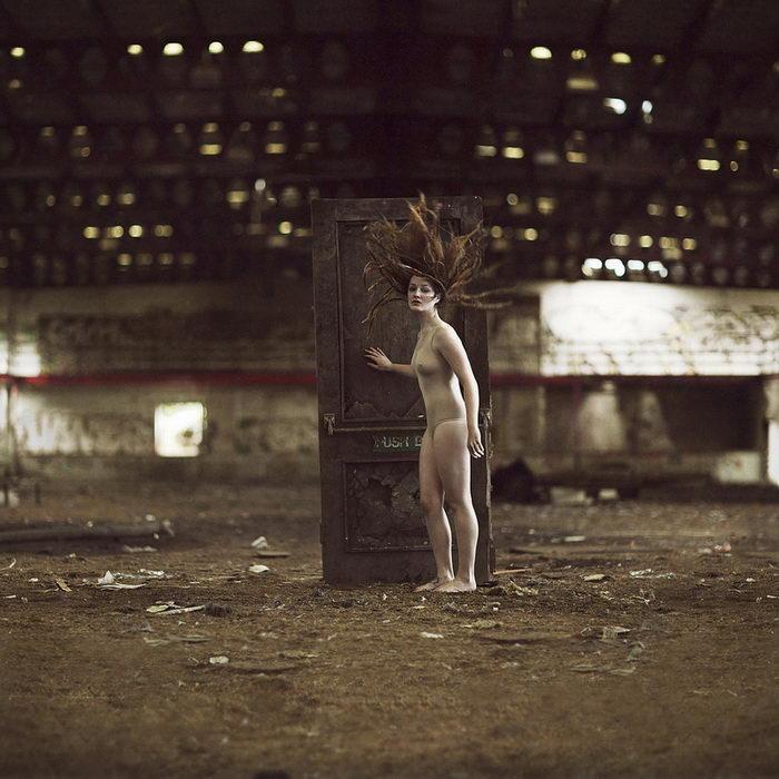 Атмосферные портреты людей Stephanie Pearl