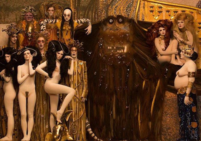 Новый взгляд на картины Густава Климта