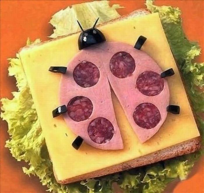 Идеи для бутербродов
