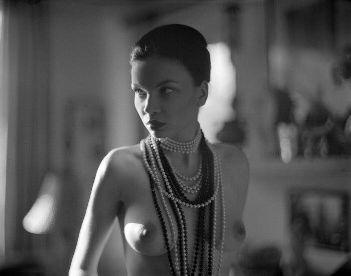 Красота женского тела в фотографиях Radoslaw Pujan