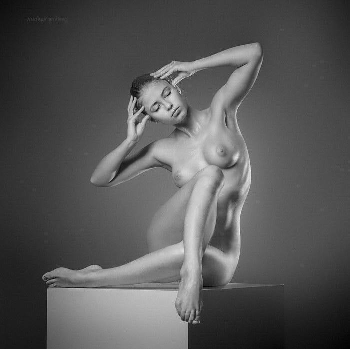 Украинская эротика: фотограф Андрей Станко