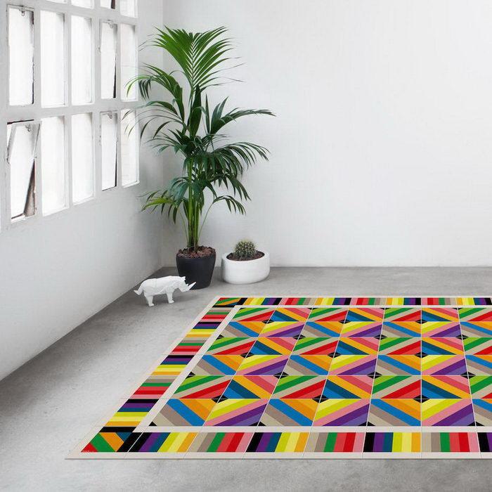 Испанские ковры Hidraulik для современных интерьеров