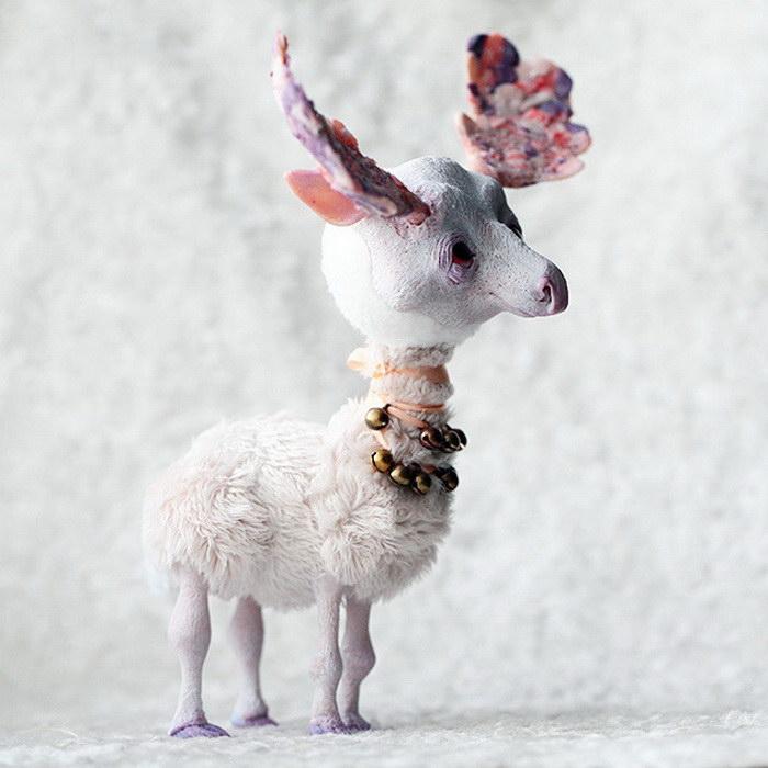 Невероятные создания Oso Polar