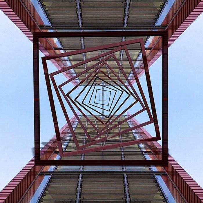 Мечта перфекциониста: инстаграм-аккаунт Symmetrical Monsters