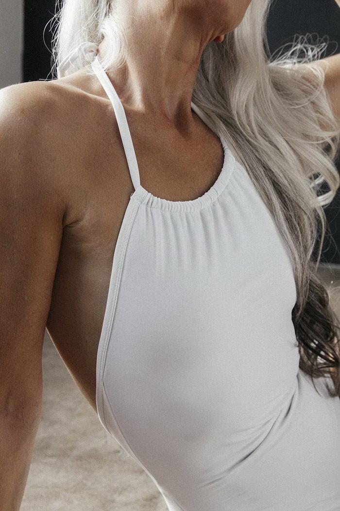 61-летняя Yazemeenah Rossi и ее шикарное тело