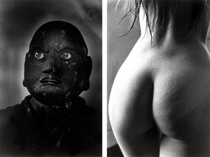 Эротические фотографии в черно-белом цвете