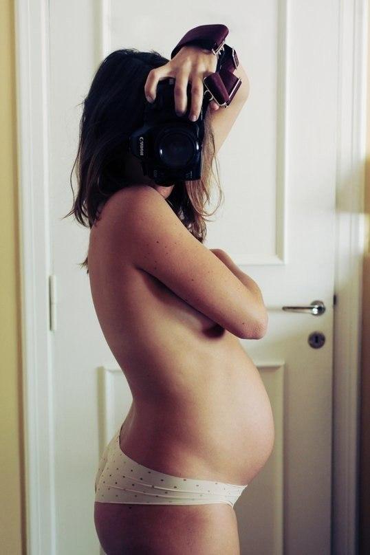 Фото беременных девочек на 9 месяце 1