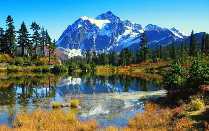 красивые картинки на рабочий стол горы № 405166 загрузить